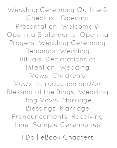 marriage service outline - Selo.l-ink.co
