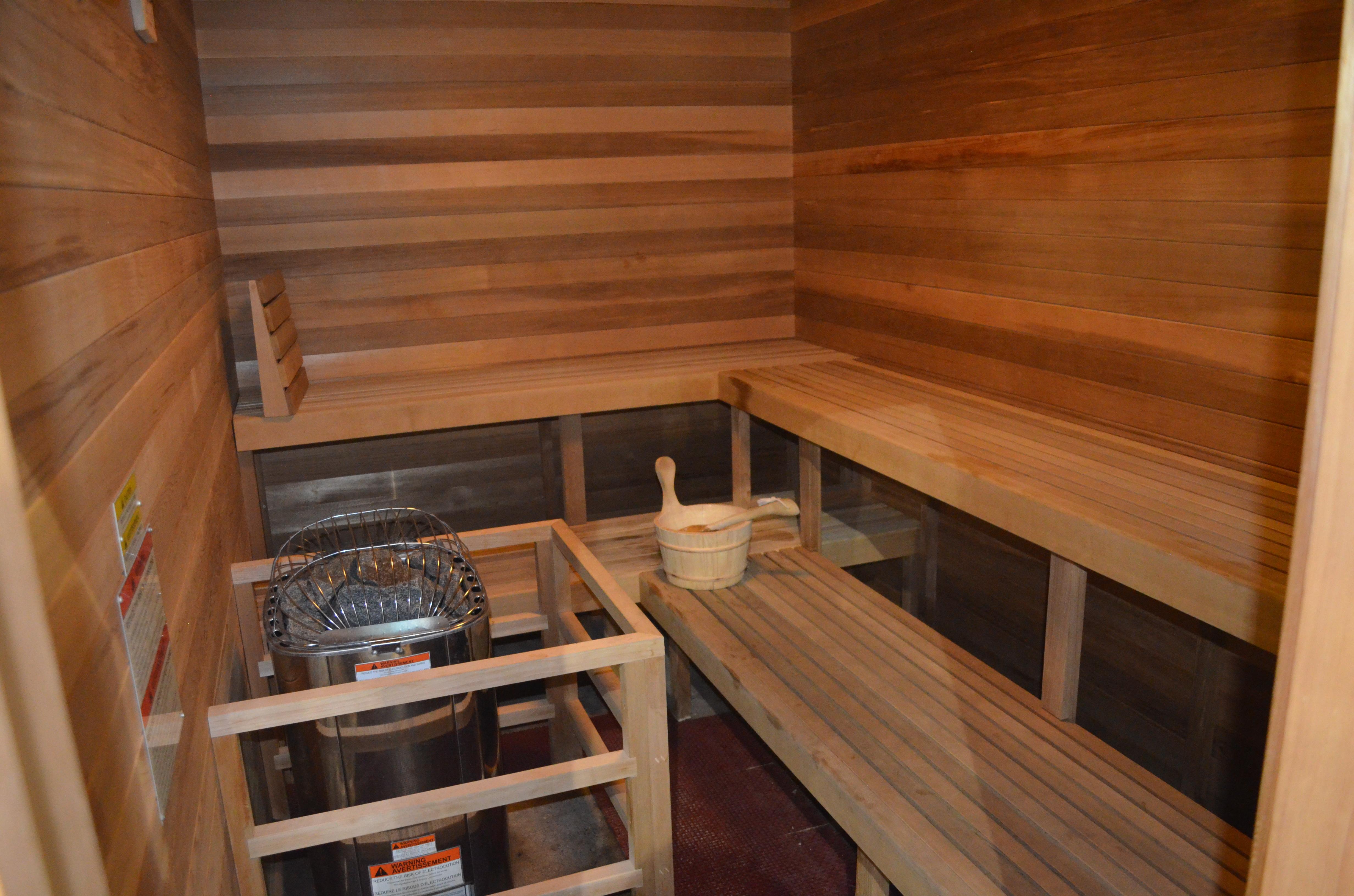 Sivers Sauna