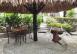 Sillas y sombrillas en  areas comunes - Ecohotel Manakin Tayrona by DOT Collection