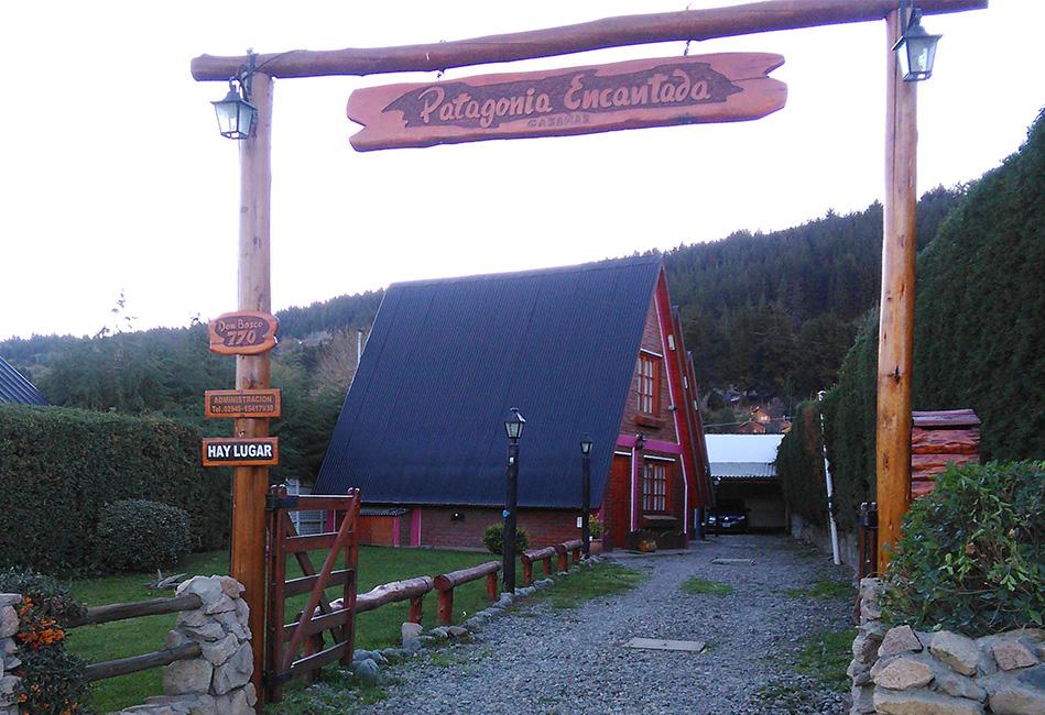Imagen 1 Cabaña