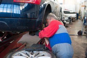Verificación vehicular en taller