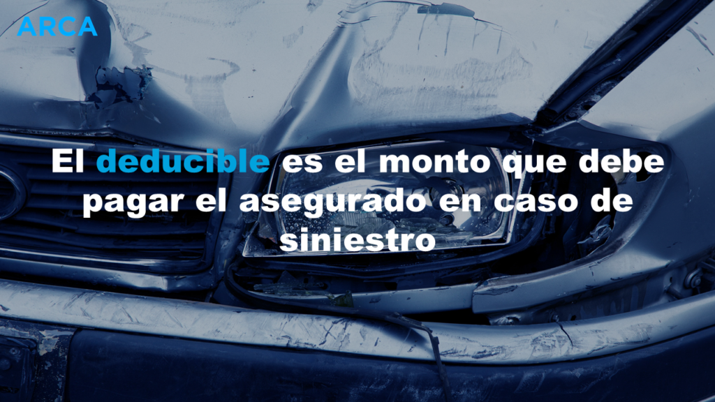 Deducible en seguros de autos
