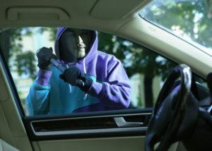 ¿Cómo funciona la cobertura de robo de tu seguro de auto?