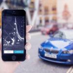 ¿Cómo debo asegurar un auto con Uber?