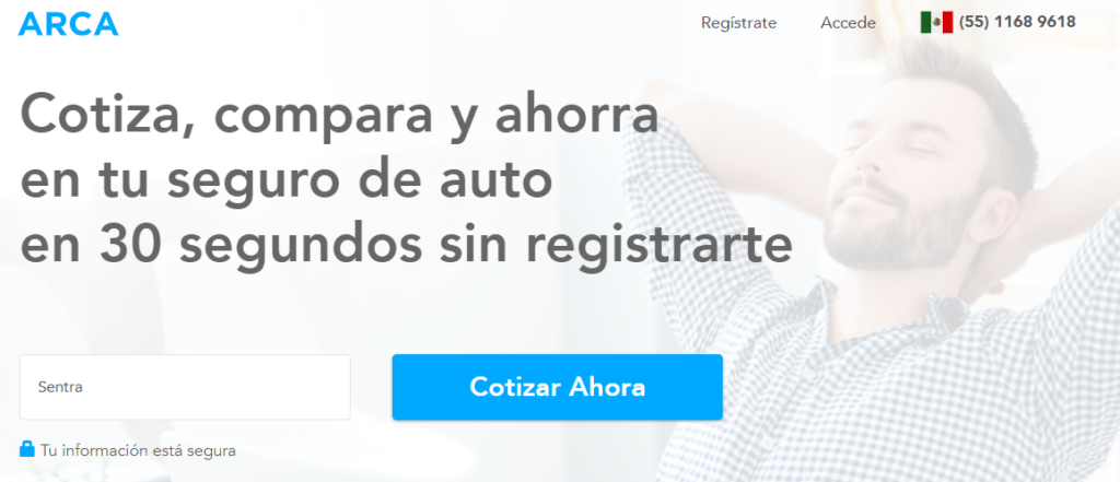 Cotiza el seguro de tu Nissan Sentra