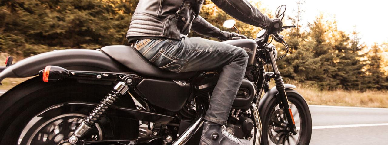 Beneficios de andar en moto