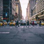 Reglas de tránsito peatones y automovilistas