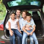 Seguridad para viajar con niños en el auto