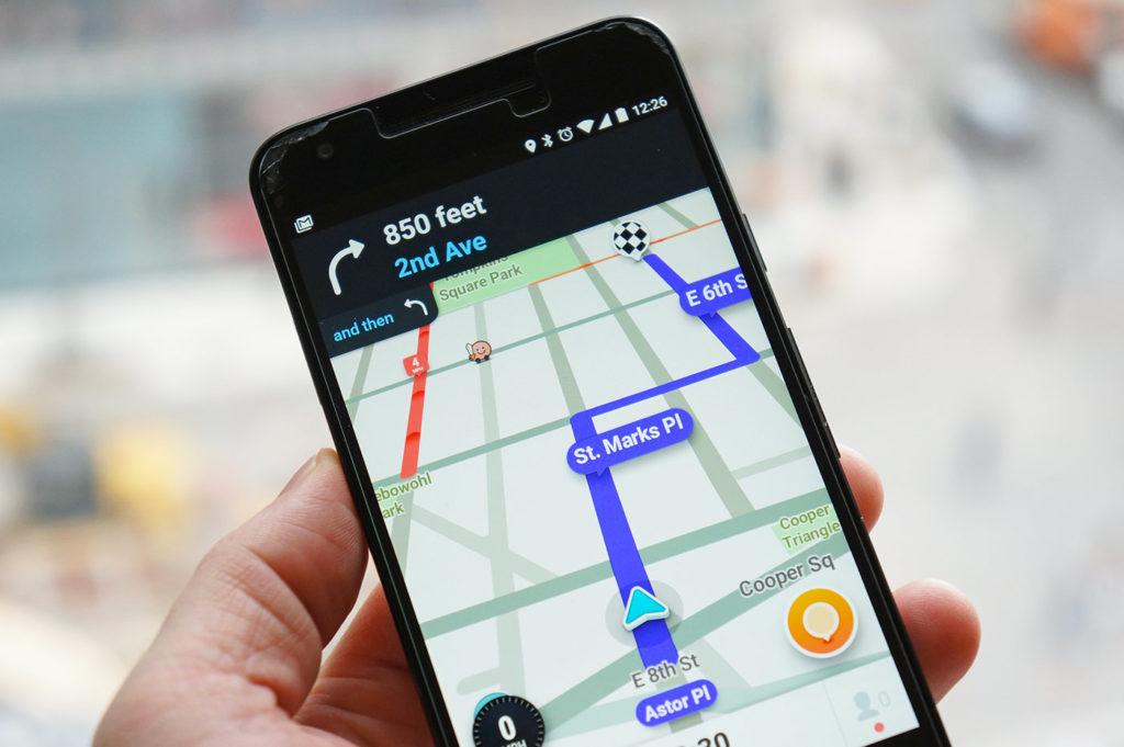 waze - apps para conducir