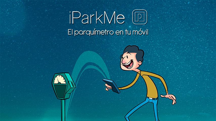 iparkme - apps para conducir