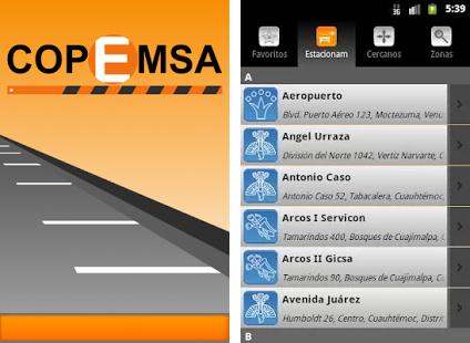 Compemsa - apps para conducir