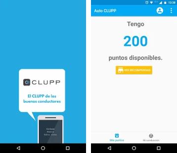 clupp - apps para conducir