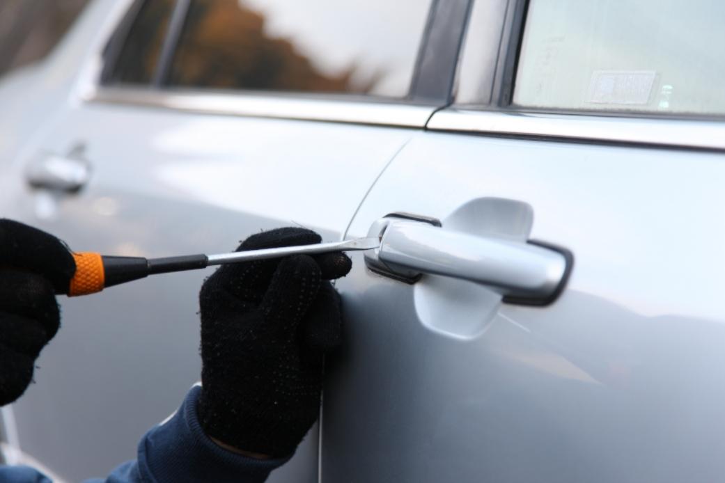 Colonias con más robos de auto en CDMX