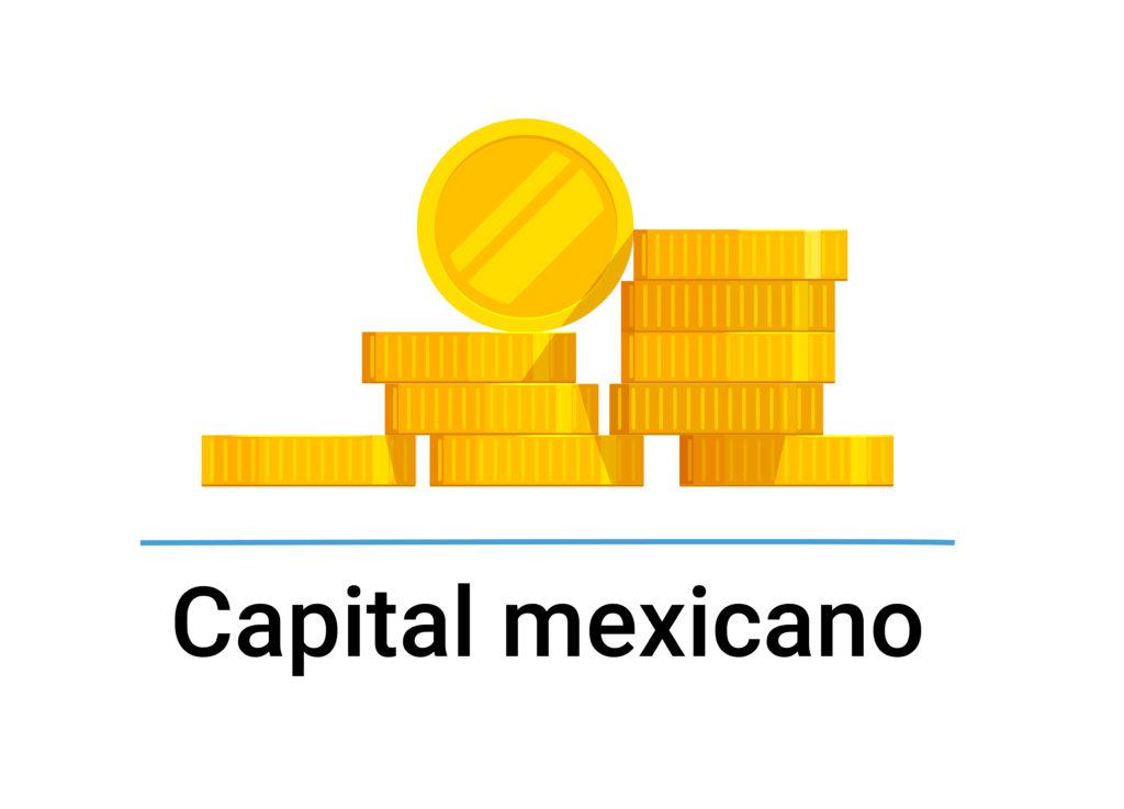 Ve Por Más está compuesto de capital mexicano