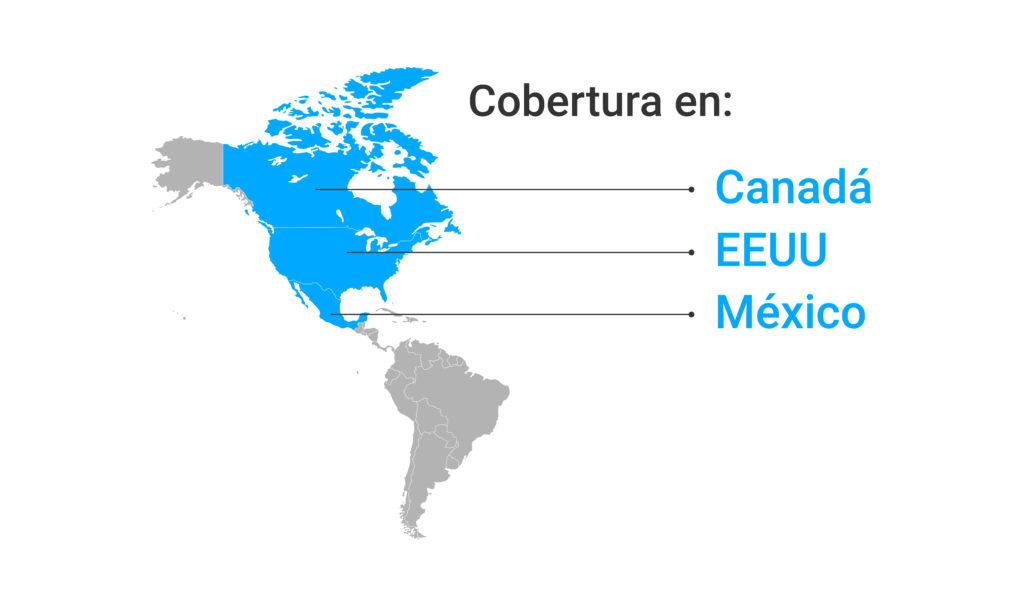 Seguros El Aguila ofrece cobertura en México, EEUU y Canadá