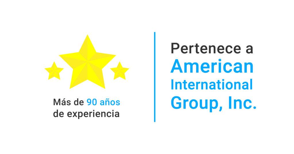 AIG Seguros pertenece a American International Group Inc