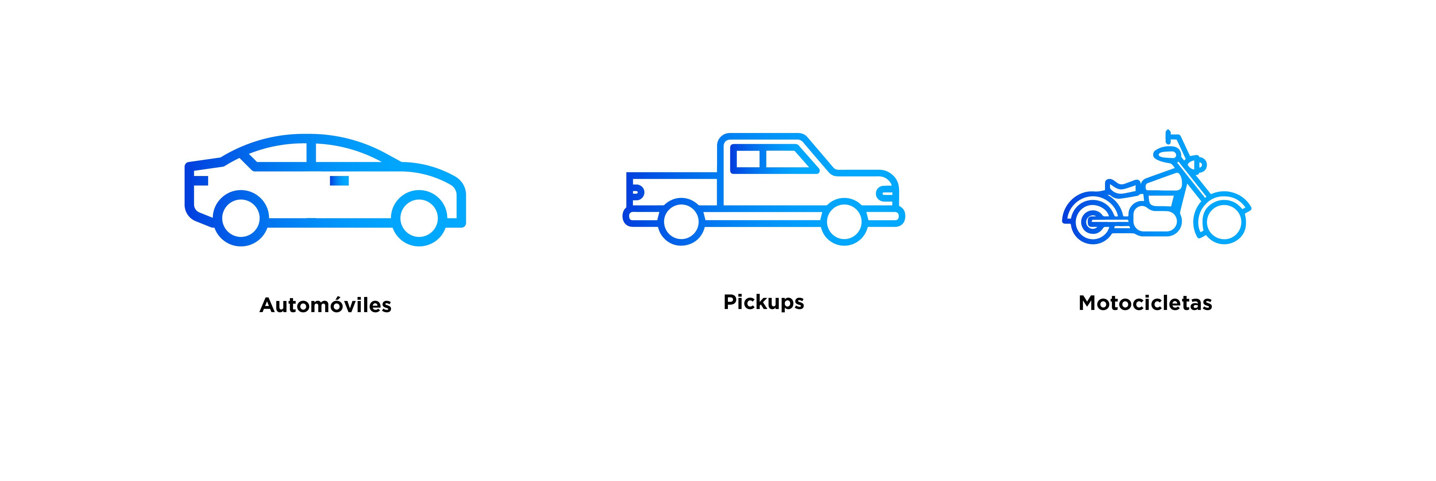 fdfd9c86428 Es decir, que el seguro de auto de Seguros Azteca no cubre camiones,  tractocamiones ni ningún otro vehículo diferente a los mostrados en la  lista anterior.