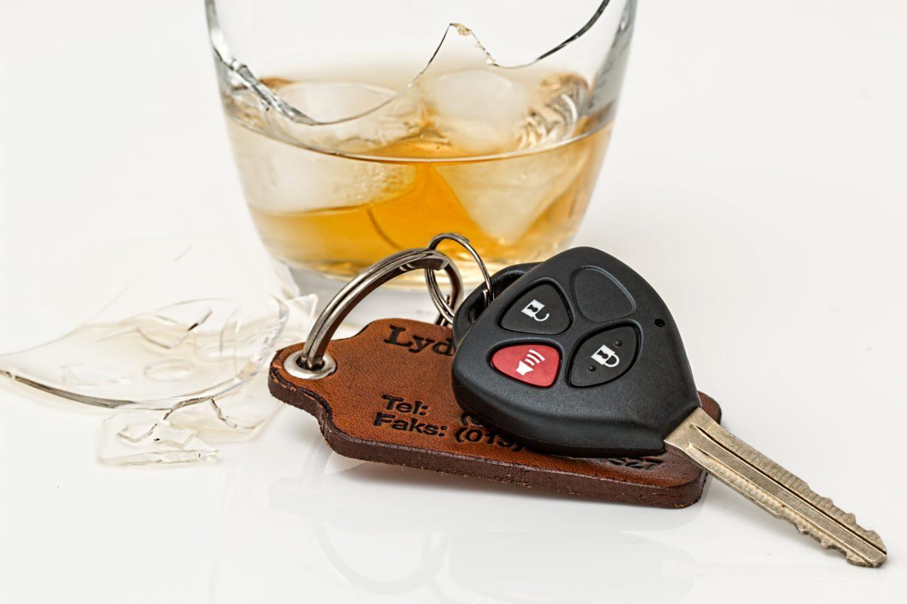Multa por alcoholímetro - Manejar bajo los efectos del alcohol