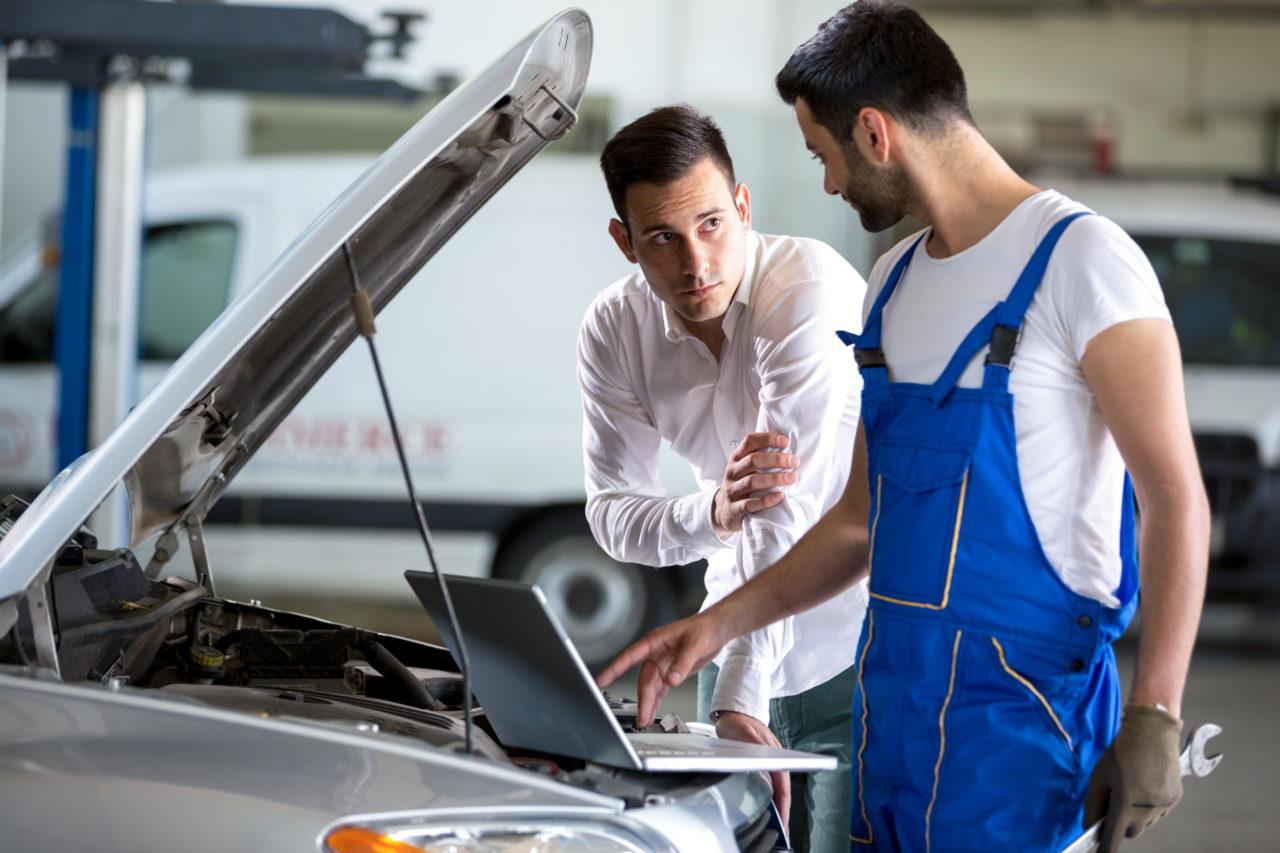 Guía de mantenimiento preventivo automotriz