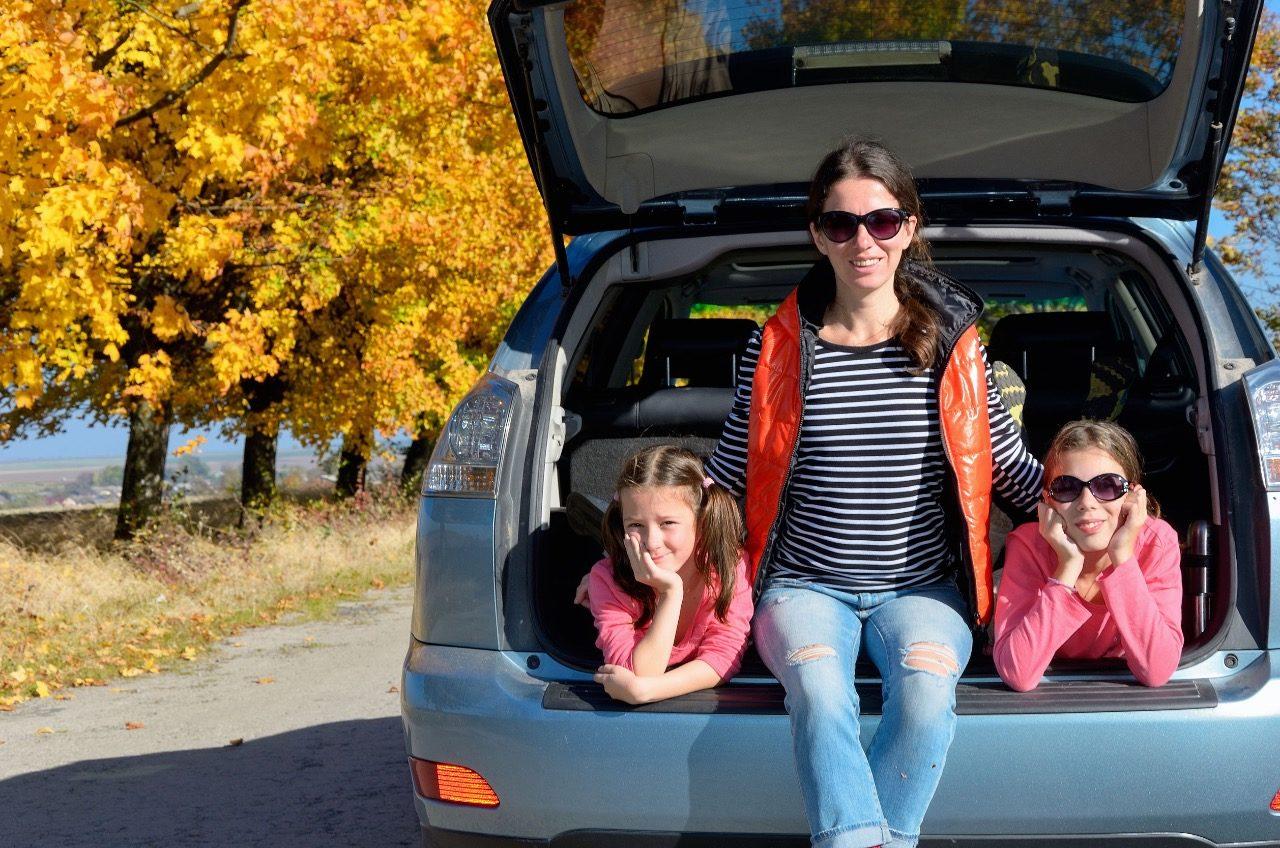 8 cosas que buscan las mamás en un auto