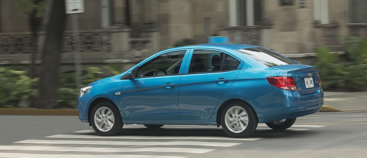 ¿Cuánto cuesta el seguro de auto del Chevrolet Aveo?