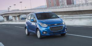 ¿Cuánto cuesta el seguro de auto del Chevrolet Beat?