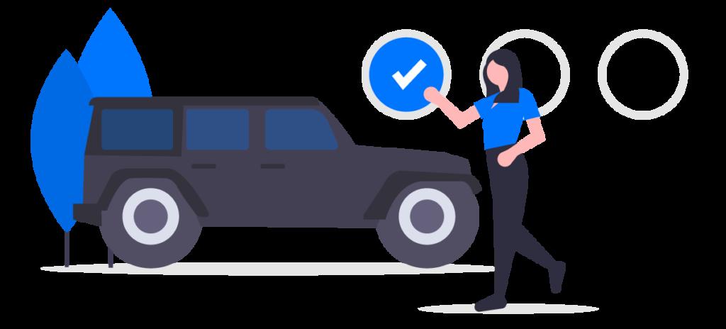 Renueva tu licencia de conducir siguiendo estos pasos.