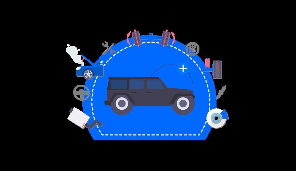 Las partes de auto que debes cambiar en 2020