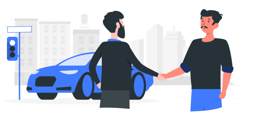 El seguro de auto que te incluye el financiamiento de agencia no es obligatorio.