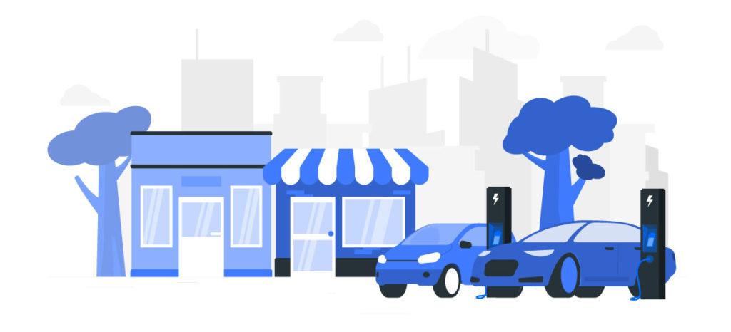 Conoce todos los puntos de recarga para los autos sustentables tanto en casa como en la calle.