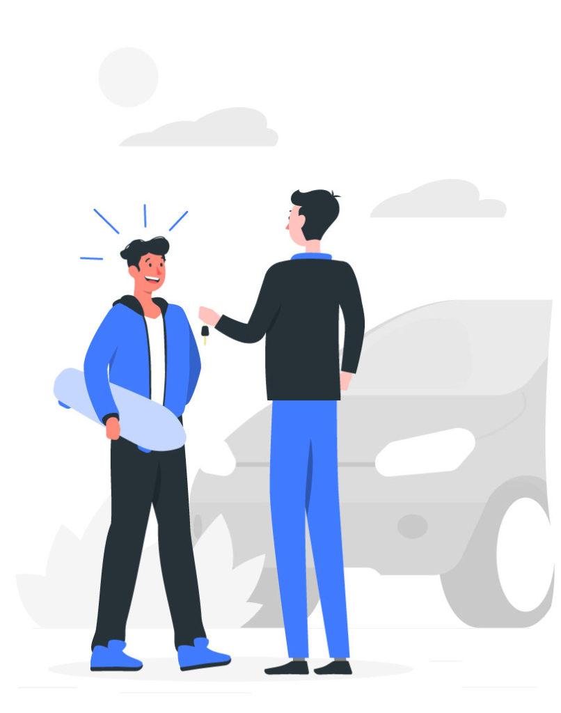 Protege a tus bendiciones o a tu sobrino favorito para prestarles tu auto tranquilamente.