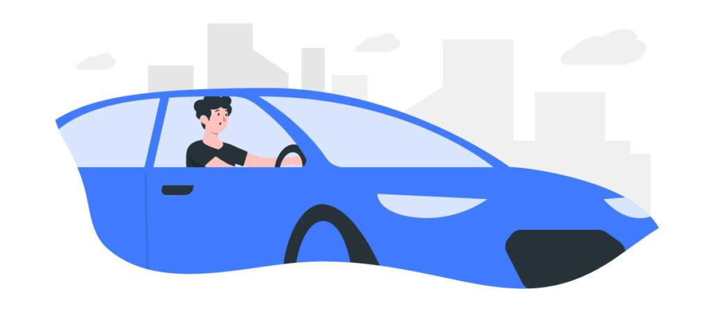 Chaparro o alto, aprende a menejar ajustando tu asiento para tener mejor campo visual y total control de tu auto.