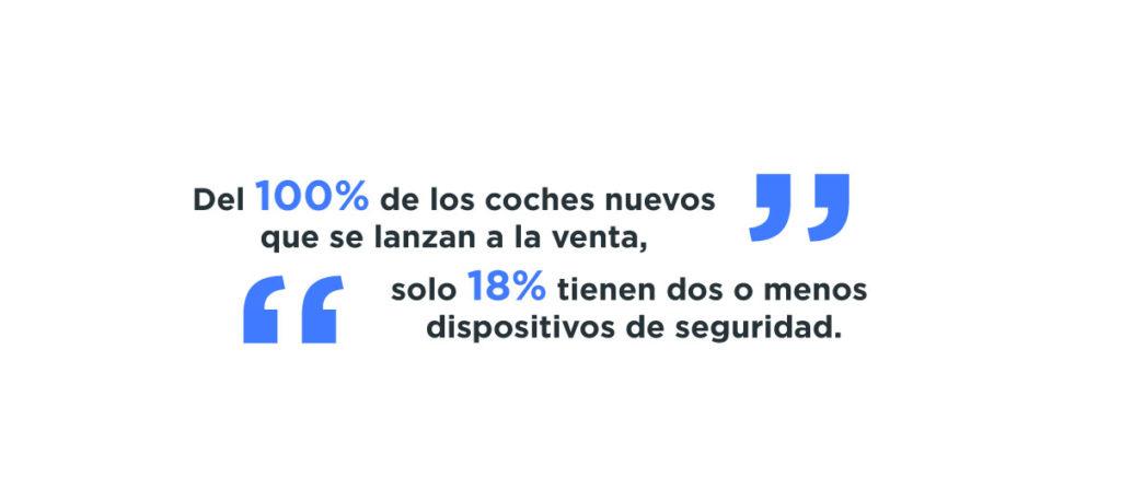 Los números revelan por qué los autos más vendidos en México son menos seguros que en otros países.