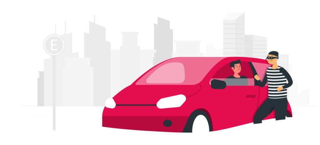 Los autos robados pueden o no ser indemnizados dependiendo de la evaluación del siniestro.