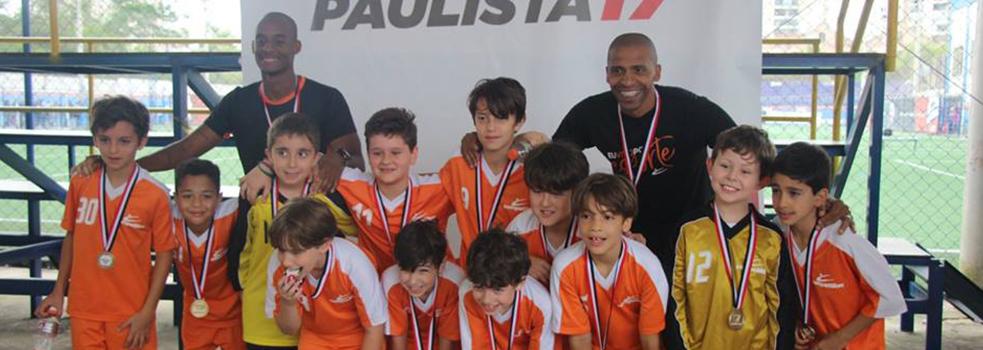 Circuito Paulista de Base Fut7 - Definidos Campeões