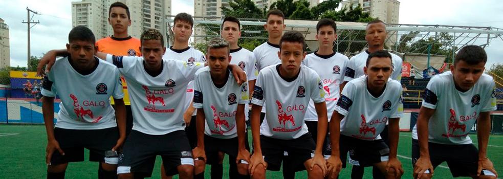 De virada, Pró Sport vence Santos FC / Limão - CIRCUITO PAULISTA DE BASE NO FUT7