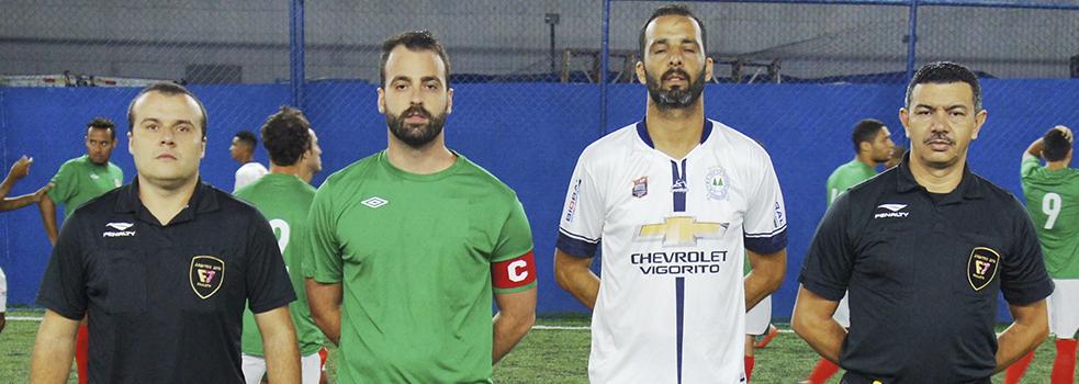 Soccer Club da Mooca conquista primeira vitória na Copa João da Areia.