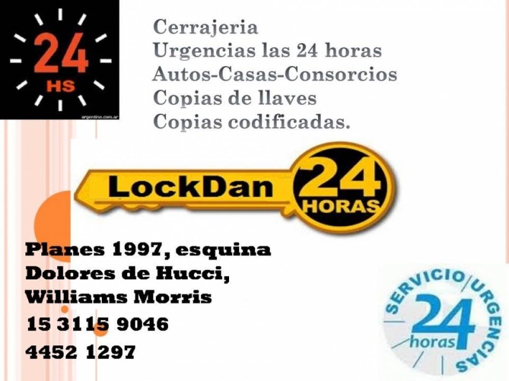 Cerrajería Urgencia las 24 horas