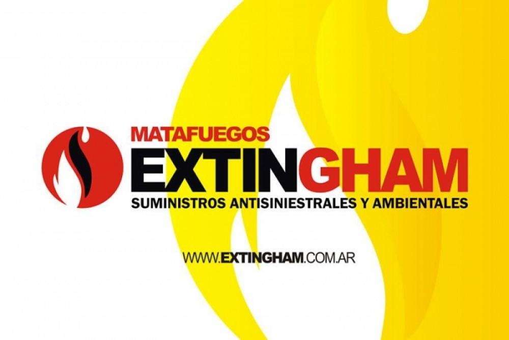 EXTINGHAM - Suministros Antisiniestrales y Ambientales.