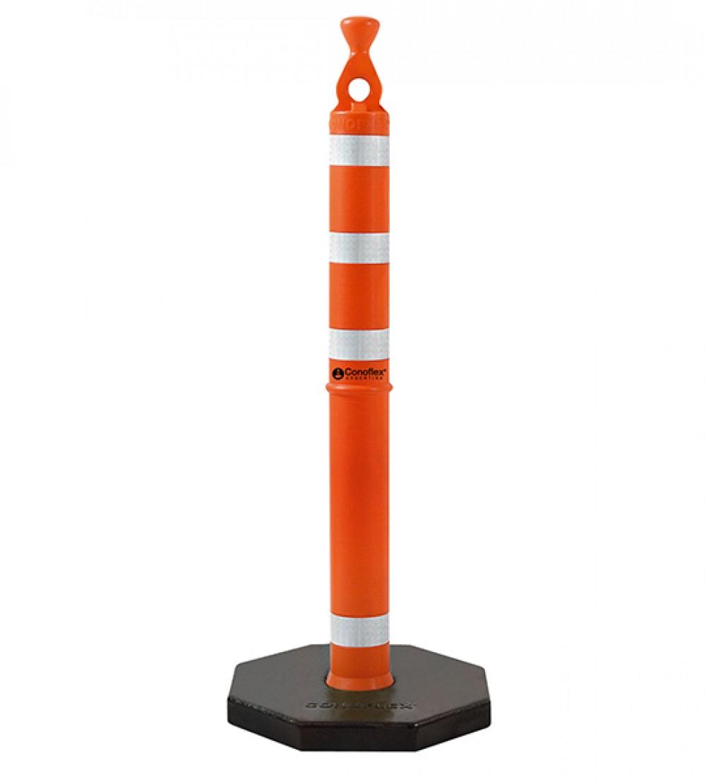 Columna de polietileno semirígido Dos piezas. 120cm Altura $636 FINAL - Entrega Sin cargo dentro del Partido de Hurlingham (consultar disponibilidad)