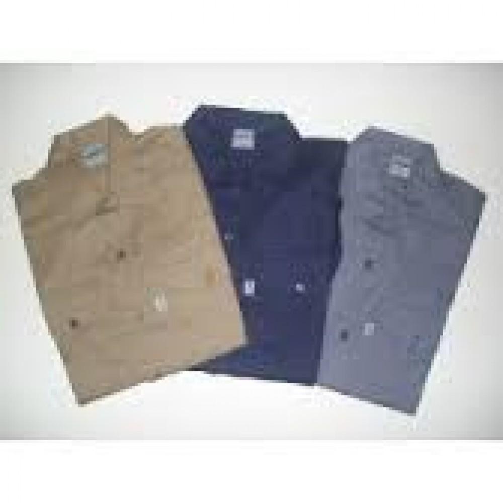 Camisa Azulino / Beige / Verde  (Talle 38 a 44 - $284) (Talle 46 a 48 - $341) (Talle 50 a 54 - $411) Entrega Sin cargo dentro del Partido de Hurlingham (consultar disponibilidad)