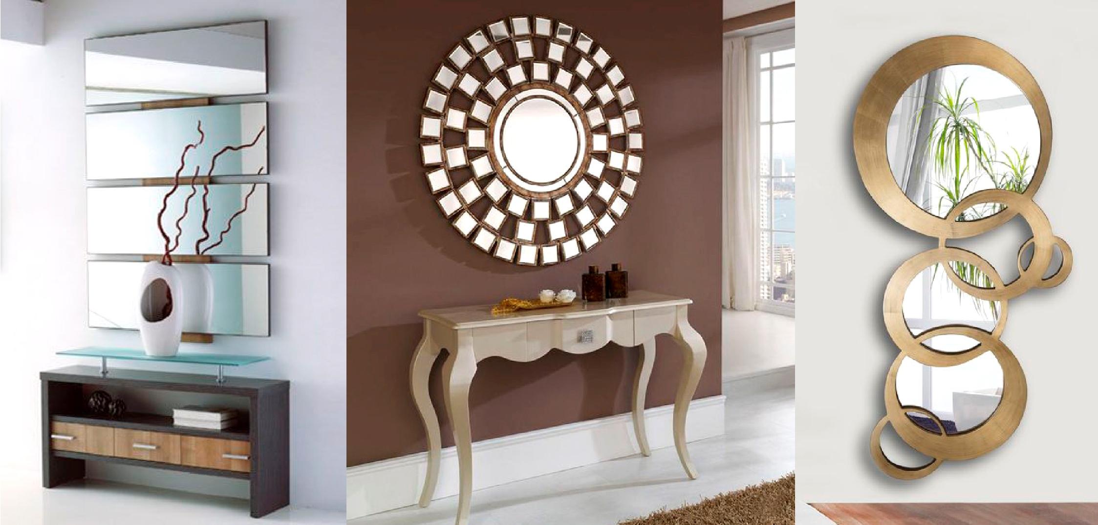 Estilo y elegancia decorando con espejos argenprop - Espejos pequenos pared ...