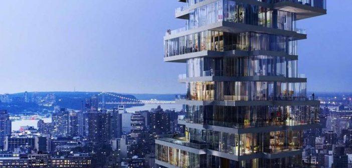 La moda Jenga toma impulso en la arquitectura