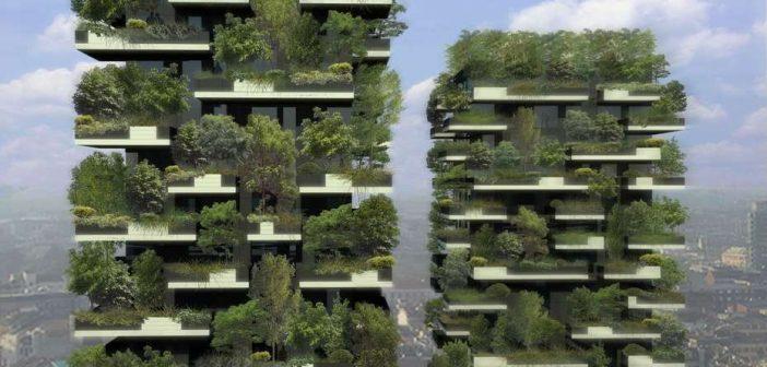 Bosques verticales: la solución para la contaminación urbana