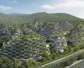 Inventan una ciudad bosque en China para combatir el cambio climático