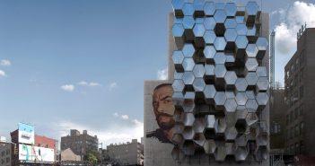 Proponen arquitectura parasitaria para los sin techo en Nueva York