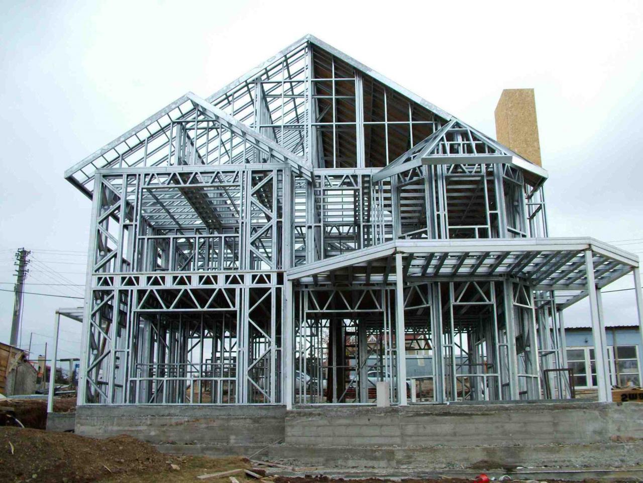 El Gobierno nacional impulsa el Steel Framing para construcciones ...