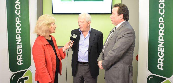 Ruben Kaufman y Mark Rousso, presidente y CEO de Mir Developments, hablan del crecimiento de Orlando