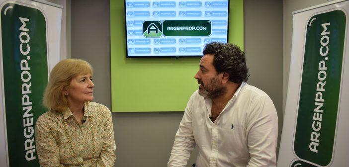 Gervasio Ruiz de Gopegui, gerente de Administración de Desarrollos Urbanísticos del Banco Hipotecario, analiza el mercado inmobiliario