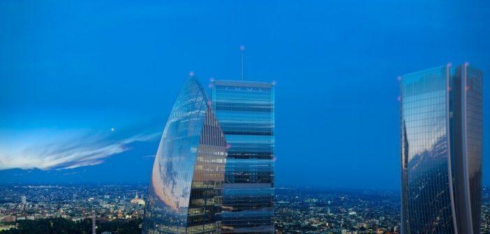 City Life, la transformación urbana de Milán